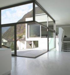 Hliníkové okná a dvere